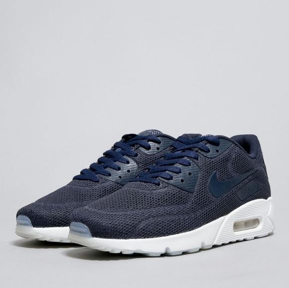 c3404f3d4c Nike Shoes | Air Max 90 Ultra 20 Br Midnight Navy Sneaker | Poshmark